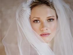 如花朵般绽放 最新新娘彩妆图片