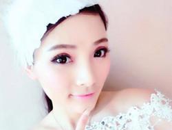 婚礼性感惊艳亮相 大眼新娘眼妆教程