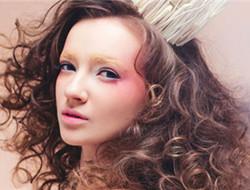 Beige暖意米调 春季最流行新娘妆