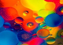 彩色抽象背景素材图片(11张)