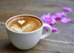 香浓的咖啡拉花图片(10张)