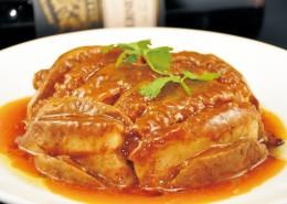 桂林特色名菜荔浦扣肉图片(9张)