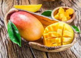 香甜的芒果图片(9张)