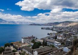 云南洱海双廊风景图片(8张)