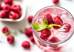 夏日水果冰饮图片(16张)
