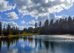 美国西部国家公园风景图片(8张)