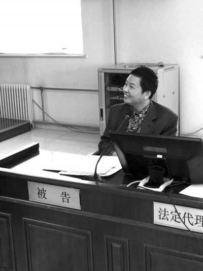 李连杰告宋祖德侵权案开庭 被告现身喊冤枉