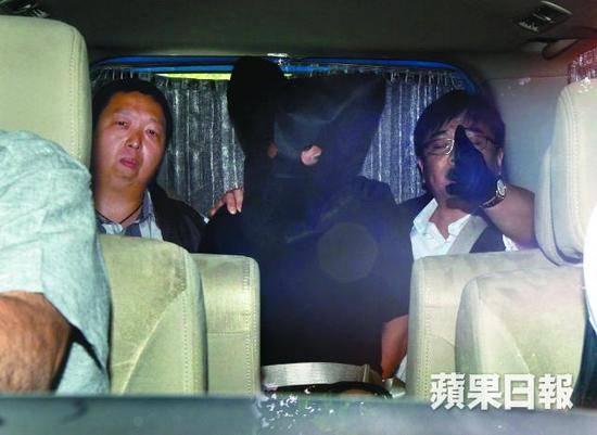 香港富豪女绑架案一疑犯落网