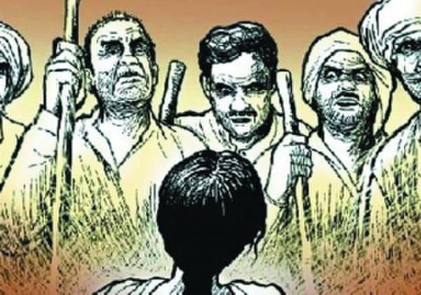 私奔受强暴 因属于贱民所以全家遭驱逐