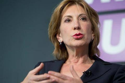 惠普前女CEO宣布竞选美国总统