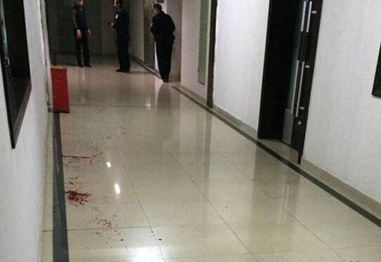 深圳科技园命案 2死4伤现场血腥不堪