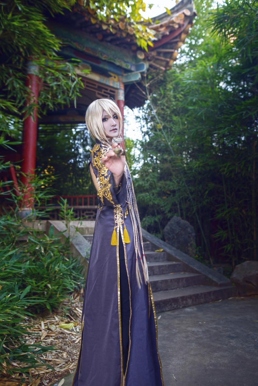 长安幻夜cosplay写真下载