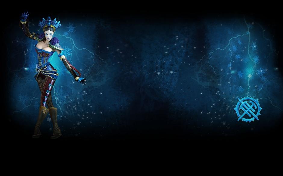 混沌试炼魔幻游戏壁纸下载