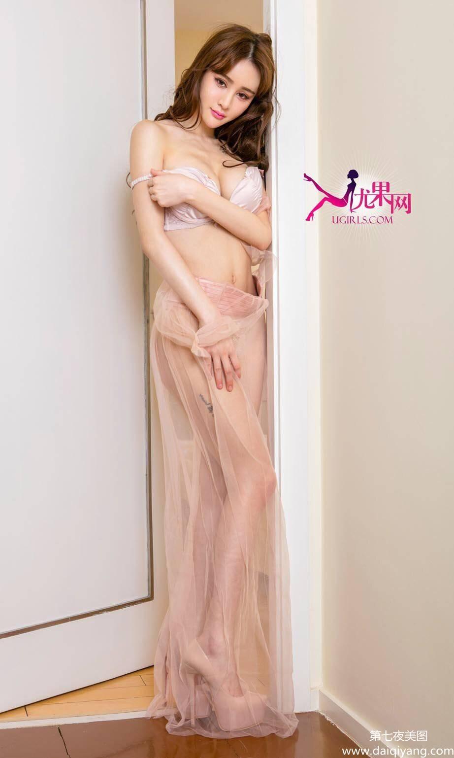 中国高清美女人体艺术 中国乳神美女Cheryl青树超高清人体写真集