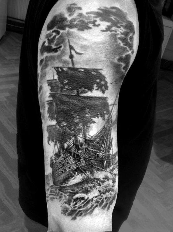 手臂上纹身图案   多款手臂上的炫酷纹身图案
