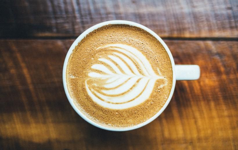 一杯香浓的咖啡拉花图片(13张)