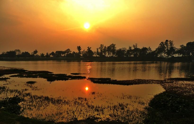 景色秀美的夕阳图片(15张)