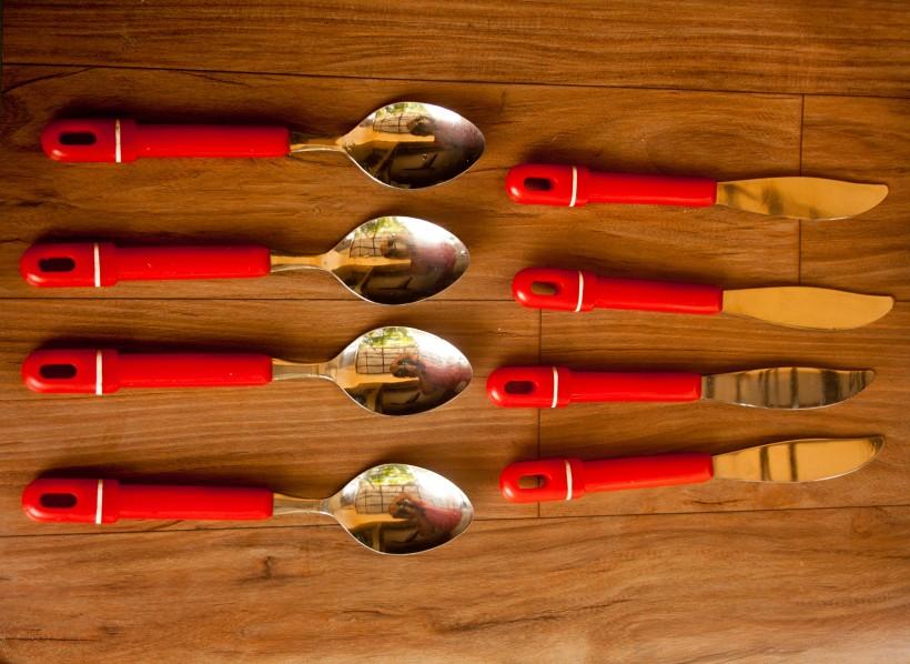 金属勺子餐具图片(11张)