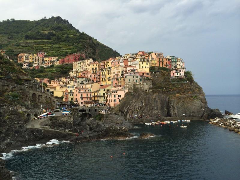 意大利五渔村美丽风景图片(19张)