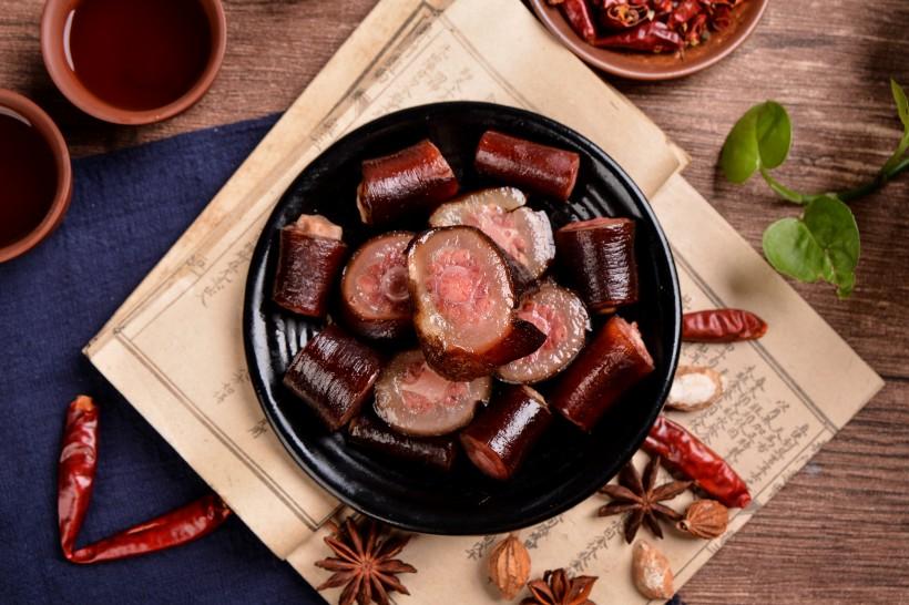 美味好吃的南方农家腊肉图片(11张)