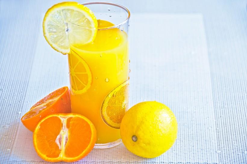 营养好喝美味健康的果汁图片(12张)