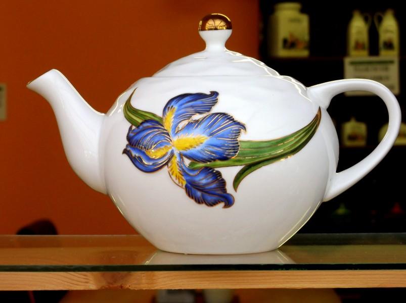 瓷器茶壶茶杯图片(13张)