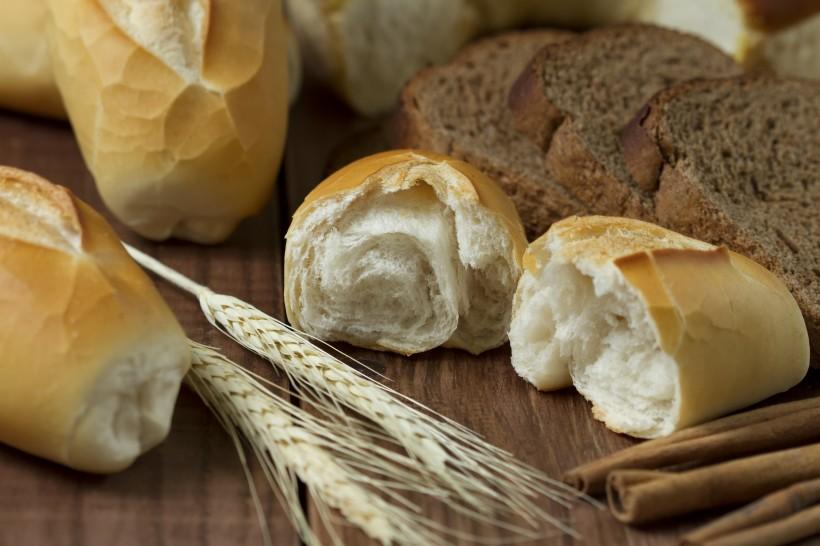 营养健康家庭面包图片(13张)