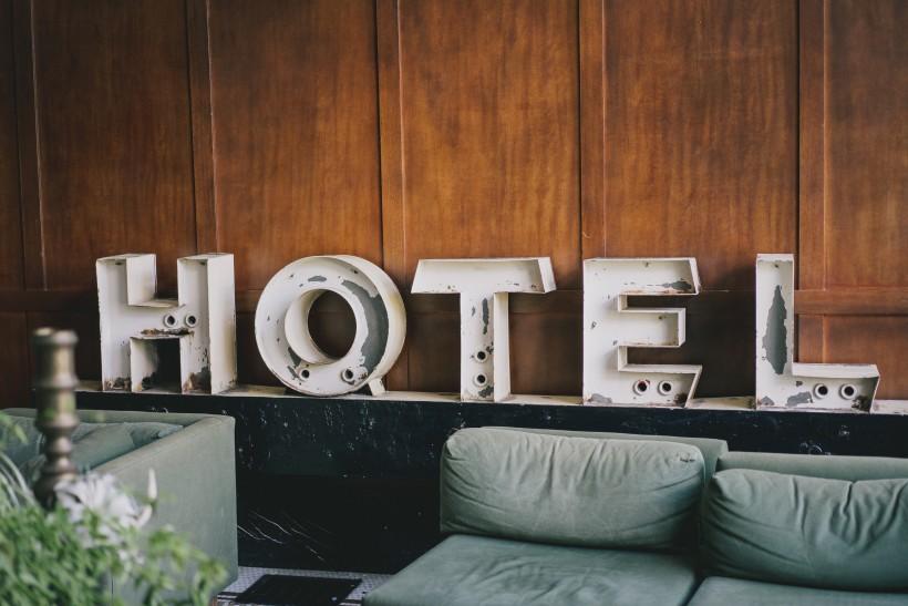 旅馆的英文招牌图片(10张)