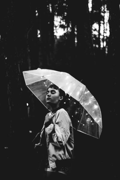 撑伞的人图片(11张)
