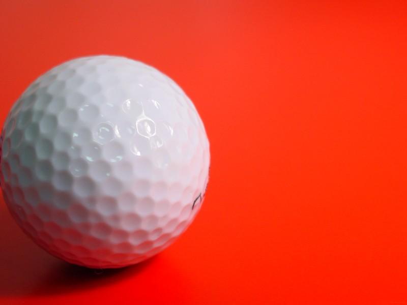 高尔夫球高清图片(10张)