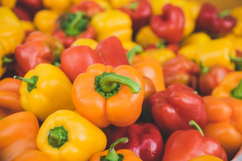 营养健康的甜椒图片(10张)