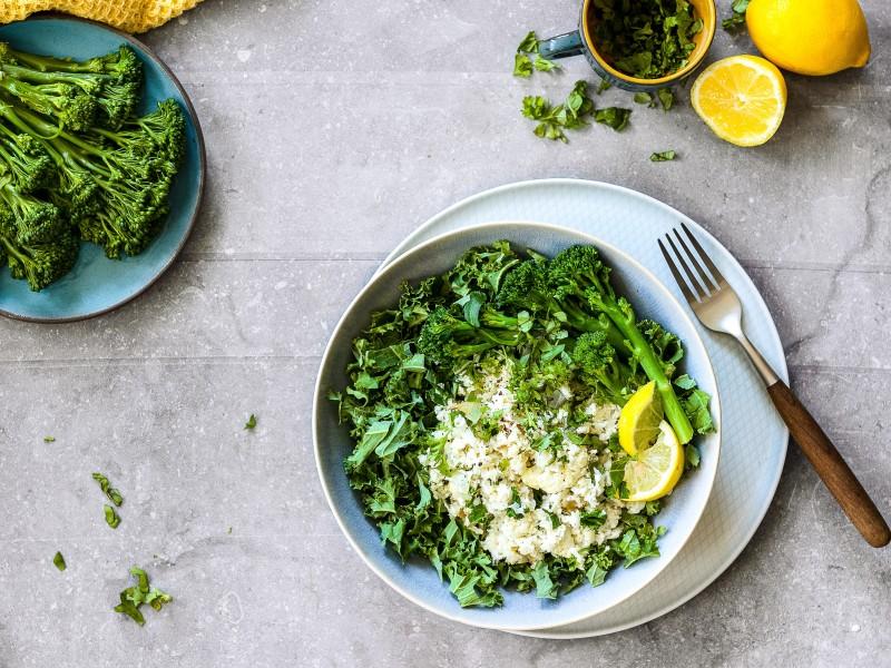 健康的蔬菜沙拉图片(10张)