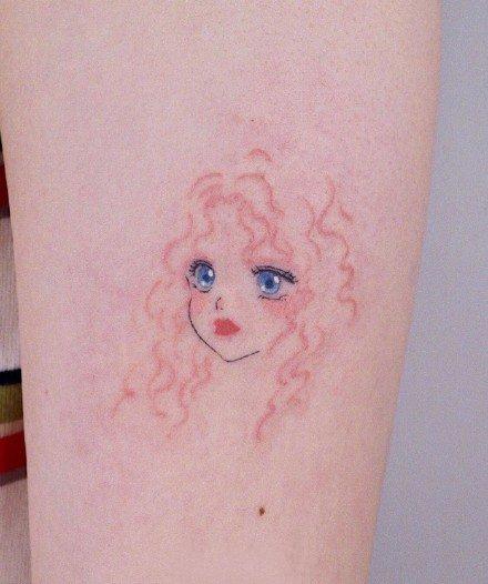很有个性的动漫纹身参考