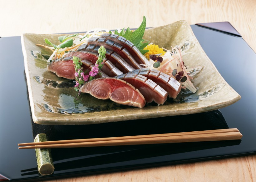 美味生鱼片图片(14张)