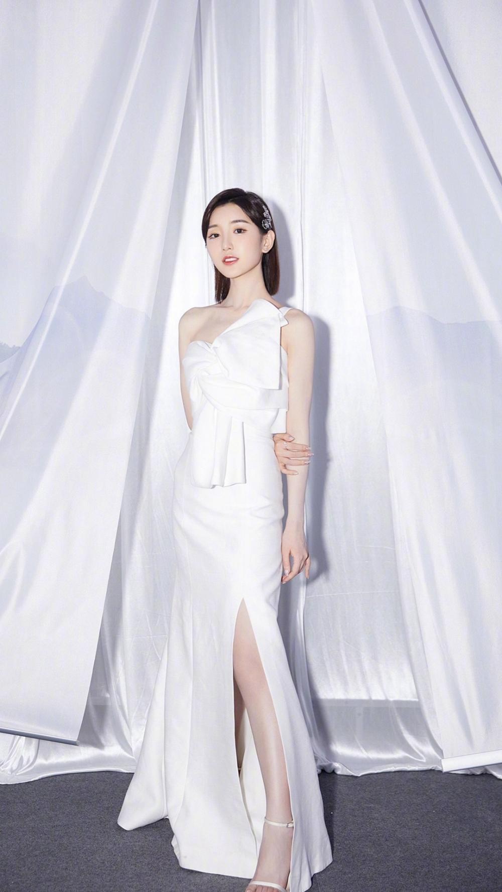 毛晓彤仙气甜美的高清图片欣赏