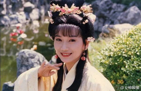 女神赵雅芝21年前拍摄的《秦始皇与阿房女》美的倾国倾城