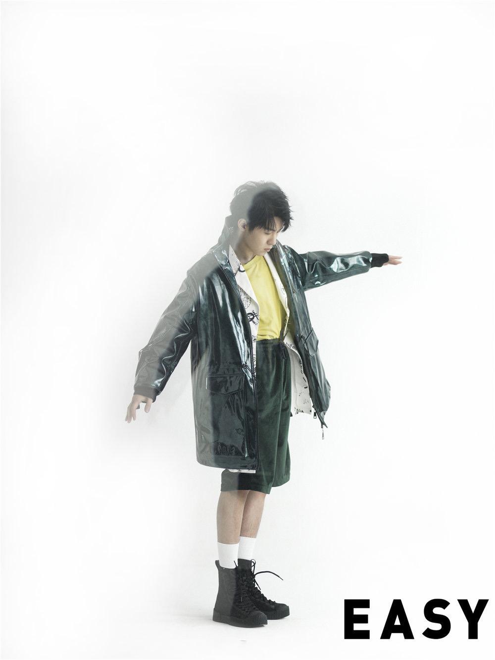 朱元冰百变时尚大片写真图片