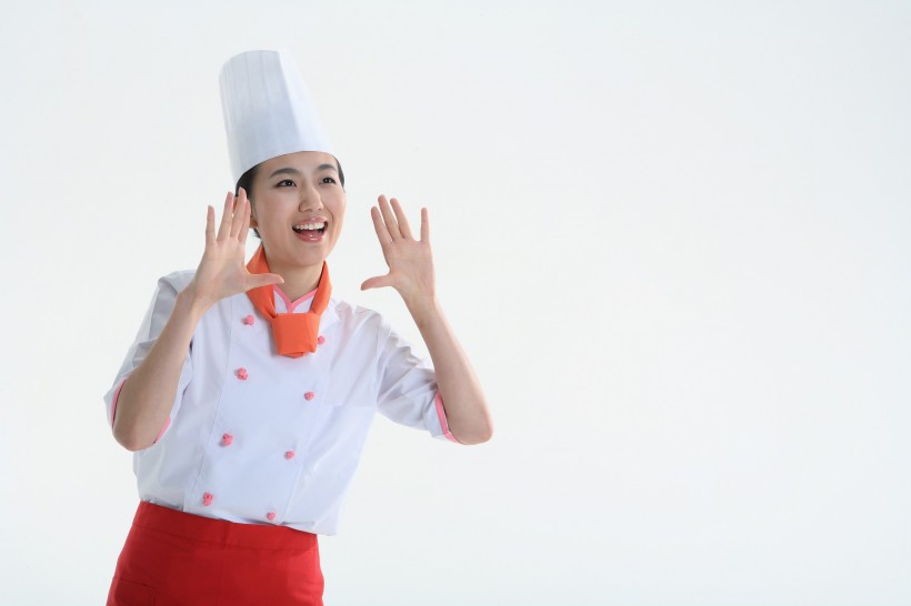 职业女性厨师图片(66张)