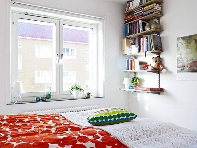 卧室书架设计案例展示