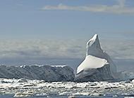 南极白色大陆美景欣赏