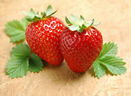 诱人可口的草莓高清唯美图片欣赏