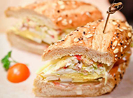 果腹必备好吃又营养的面包图片