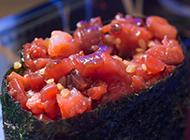 日本海鲜寿司图片大全