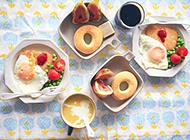 两个人的幸福早餐