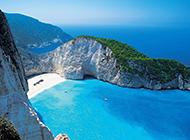 旅游胜地希腊美丽风光壁纸大全
