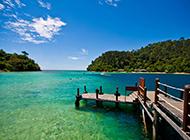 巴厘岛度假旅游休闲美景欣赏
