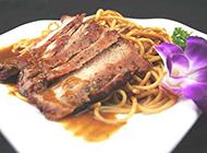 美味诱人的意式西餐图片