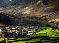 西藏喜马拉雅山脉唯美风景图片壁纸