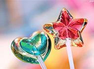 甜甜的棒棒糖可爱素材
