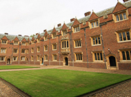 剑桥大学校园风景图片
